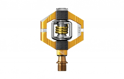 crankbrothers paire de pedales candy 11 or