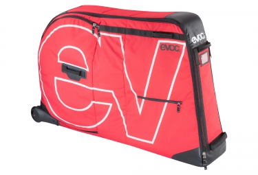 evoc sac velo travel bag 280 l rouge