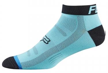 fox paire de chaussettes race 2 bleu