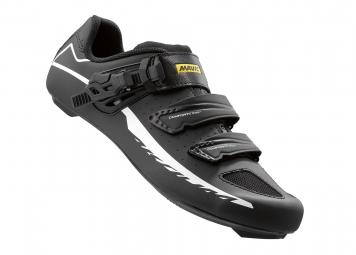 chaussures route mavic aksium elite ii 2016 noir