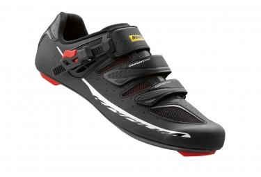 chaussures route mavic ksyrium elite ii 2016 noir