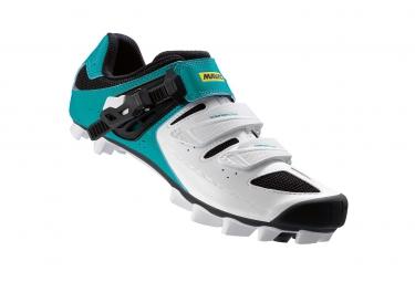 chaussures vtt femme mavic crossride sl elite 2016 bleu moorea