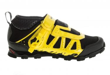 chaussures vtt mavic crossmax xl pro 2016 jaune noir