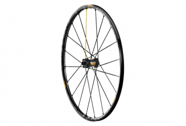 mavic crossmax sl roue avant 27 5 6tr axe 15mm