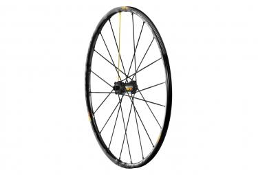 mavic crossmax sl roue avant 27 5 6tr axe 15mm