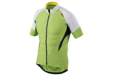 ne pas remettre en ligne mavic maillot manche courtes hc vert