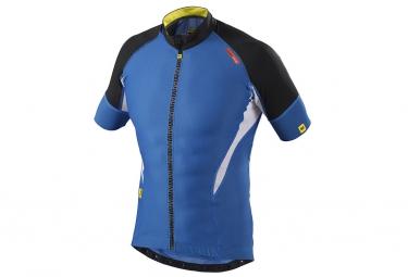 ne pas remettre en ligne mavic 2015 maillot manches courtes hc bleu