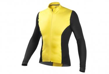 ne pas remettre en ligne mavic maillot manches longues cxr ultimate jaune