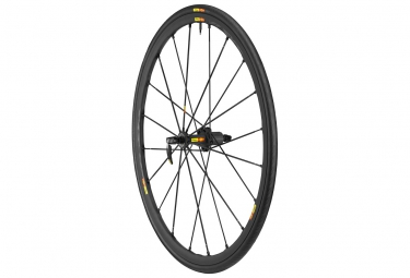 mavic 2015 roue arriere r sys slr wts yksion pro 23mm version shimano sram