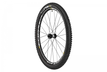 roue avant mavic crossroc 27 5 av 15x100mm pneu crossroc roam 2 2