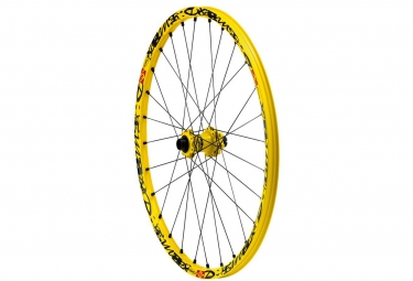 mavic roue avant deemax ultimate 27 5 axe 20mm
