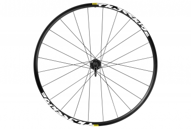 mavic 2016 roue arriere crossride fts x 6tr 27 5 axe 135x9mm qr