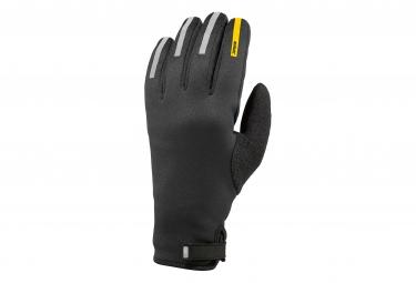 mavic 2016 paire de gants aksium thermo noir