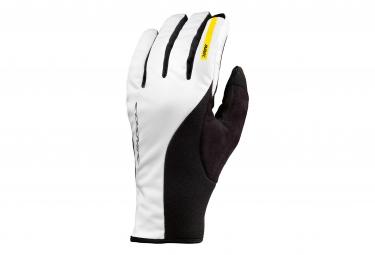 mavic 2016 paire de gants cosmic pro wind blanc