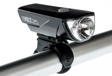 cateye eclairage avant gvolt 25 hl el360g noir