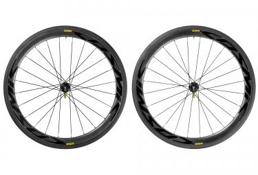 mavic 2016 paire de roues cosmic pro carbone sl disc boyaux sram shimano