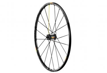 mavic roue avant crossmax sl 27 5 axe lefty supermax 6tr