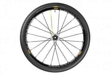 mavic 2016 roue avant crossmax sl pro wts 27 5 noir axe 15x100mm 9x100mm qr pneu cro