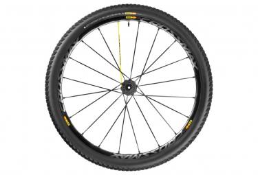 mavic 2016 roue arriere crossmax sl pro noir wts 27 5 axe 142x12mm 135x12mm 135 9mm