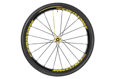 mavic 2016 roue avant crossmax sl pro ltd wts 27 5 axe 15x100mm 9x100mm pneu crossma