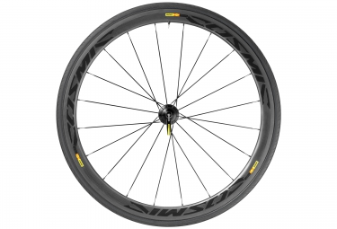 mavic 2016 roue arriere cosmic carbone 40 boyaux