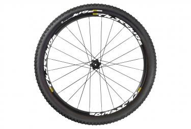 mavic 2016 roue arriere crossride ust 29 axe 142x12mm pneu quest 2 35