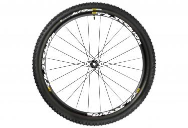 mavic 2016 roue avant crossride ust 27 5 wts axe 15x100mm pneu quest 2 40
