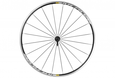 mavic 2016 roue avant aksium noir
