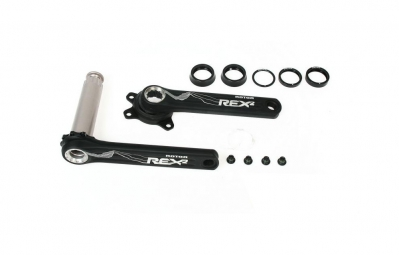 rotor pedalier rex 2 1 mono bb30 76mm bcd