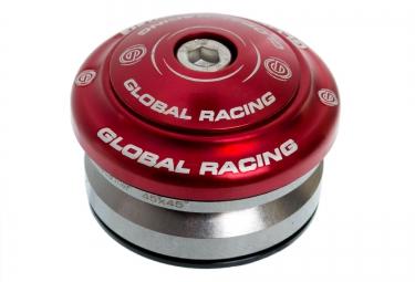 global racing jeu de direction flex rouge