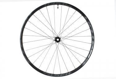 easton roue avant vtt 27 5 heist largeur 27mm axe 9x100 15x100 noir gris