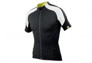 ne pas remettre en ligne mavic maillot manches courtes infinity coupe droite noir bl