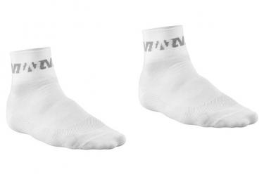 mavic paire de chaussettes race blanc