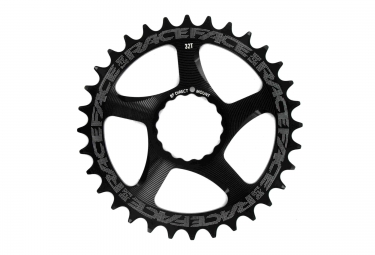 race face plateau direct mount cinch noir