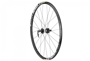 mavic roue avant crossone 26 axe 15 mm 6 trous