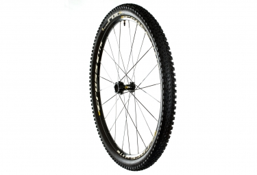 roue avant mavic crossroc 27 5 lefty supermax pneu crossroc roam 2 2
