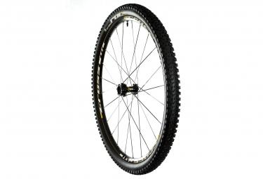 mavic roue avant crossroc 29 lefty supermax pneu crossroc roam 2 2