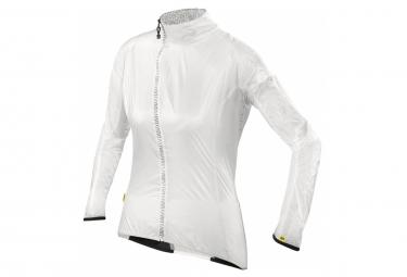 ne pas remettre en ligne mavic veste coupe vent femme oxygen blanc