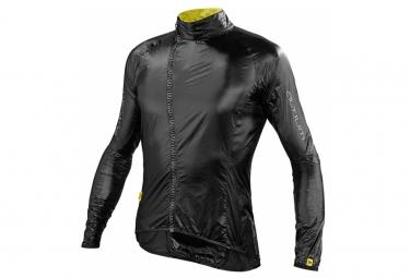 mavic veste coupe vent helium noir