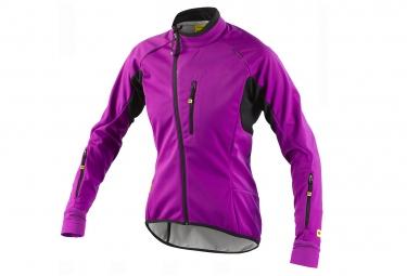 mavic veste femme athena thermo violet