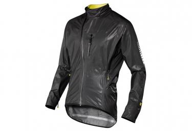 mavic veste impermeable infinity h2o noir