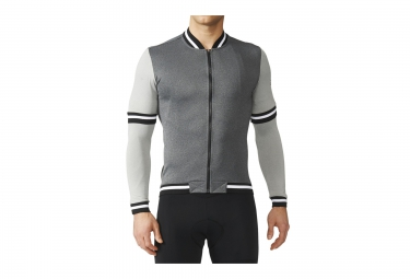 adidas maillot manches amovibles anthem cult gris