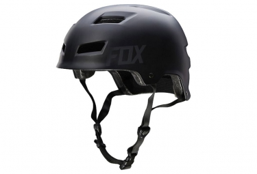 casque bol fox transition hardshell noir