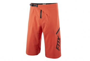 fox short demo freeride orange