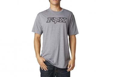 fox t shirt legacy gris