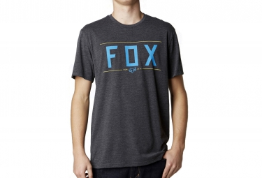 fox t shirt forcible gris