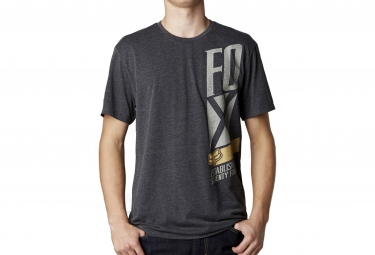 fox t shirt swooper gris