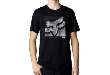 fox t shirt reliever noir