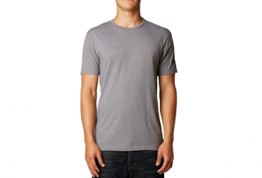 fox blurred t shirt gris