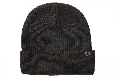 fox bonnet footer noir
